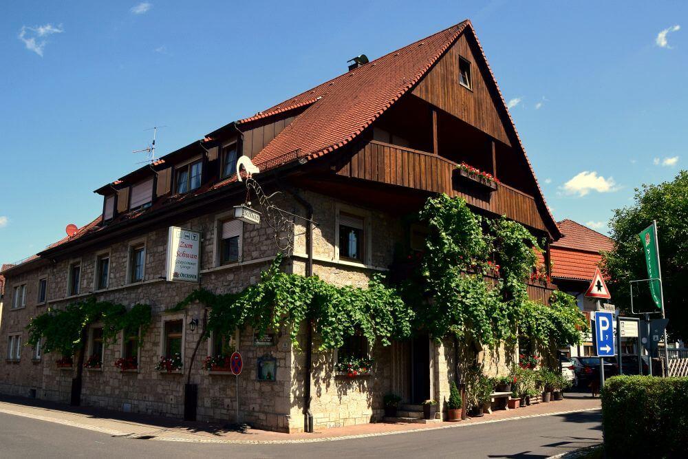 Gasthaus Zum Schwan Marktgemeinde Sommerhausen