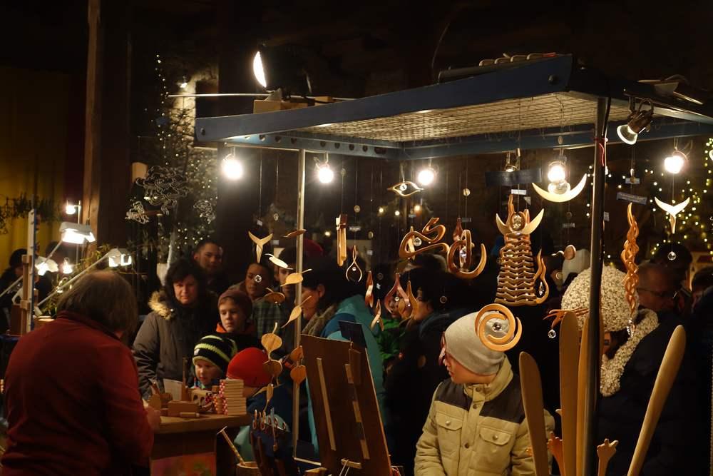 Weihnachtsmarkt Würzburg.Weihnachtsmarkt Marktgemeinde Sommerhausen